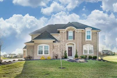 Single Family Home For Sale: 1343 Golf Club Drive