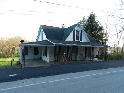Adams County, Brown County, Clinton County, Highland County Single Family Home For Sale: 5 Columbia Street