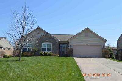 Single Family Home For Sale: 1637 Squires Wood Court