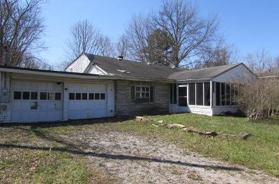 Single Family Home For Sale: 1609 St Rt 131