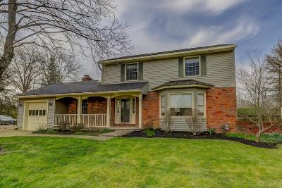 Single Family Home For Sale: 10658 Weil Road
