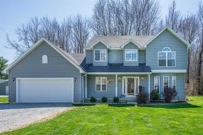 Highland County Single Family Home For Sale: 1340 St. Rt. 321