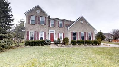 Single Family Home For Sale: 1439 W Stoker Court