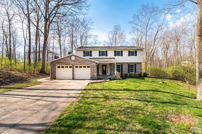 Single Family Home For Sale: 608 Woodsway Drive