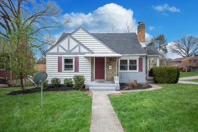 Single Family Home For Sale: 4117 Trevor Avenue
