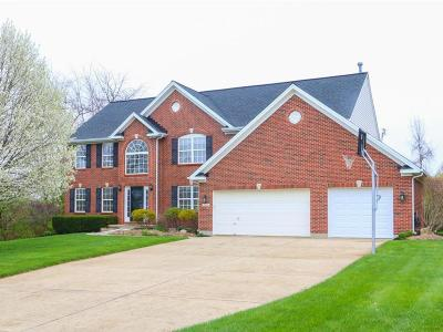 Liberty Twp Single Family Home For Sale: 5798 Wisteria Court