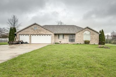 Single Family Home For Sale: 486 Terrace Creek Court