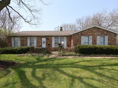Fairfield Single Family Home For Sale: 7316 Red Coat Drive