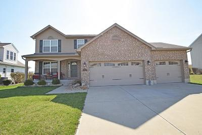 Liberty Twp Single Family Home For Sale: 5422 Woodmansee Way