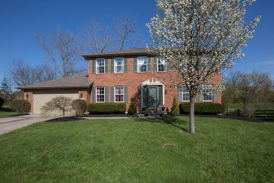 Liberty Twp Single Family Home For Sale: 6286 Lansing