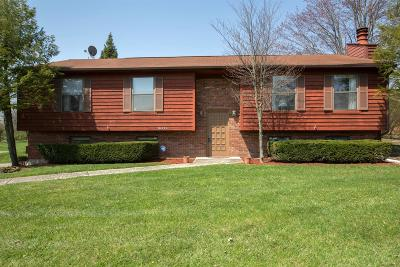 West Chester Single Family Home For Sale: 8033 Saddle Court