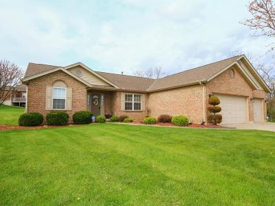 Fairfield Single Family Home For Sale: 5617 Choctaw Lane