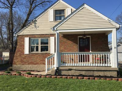 Single Family Home For Sale: 470 Cloverdale Avenue