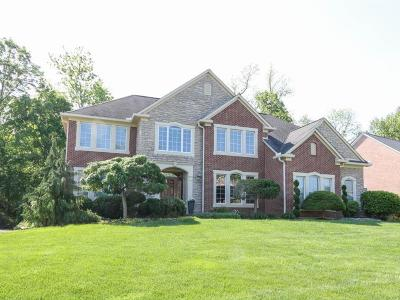 Clermont County Single Family Home For Sale: 6607 Stableford Drive