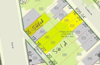 Cincinnati Residential Lots & Land For Sale: 33 E Clifton Avenue