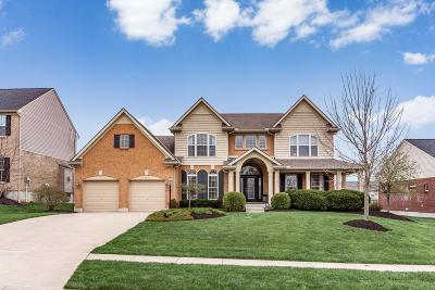 Crosby Twp Single Family Home For Sale: 10449 Bugle Way