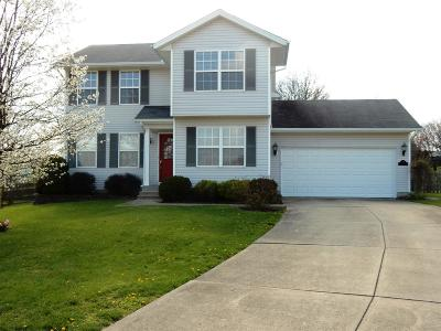Liberty Twp Single Family Home For Sale: 4235 Pheasant Trail Court