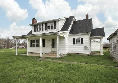Brown County Farm For Sale: 14720 Day Road