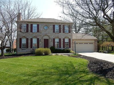 Single Family Home For Sale: 7940 Weavers Lane