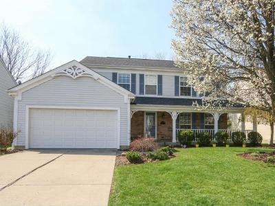 Mason Single Family Home For Sale: 4443 N Mallard Cove