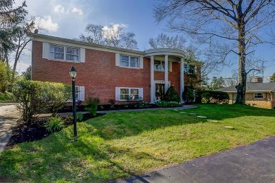 Single Family Home For Sale: 6585 Kenwood Road