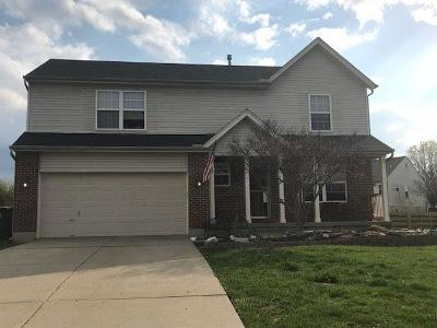 Hamilton Single Family Home For Sale: 5767 Pawnee Court