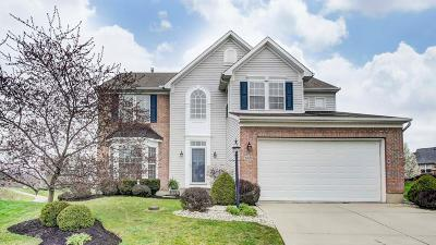 Fairfield Single Family Home For Sale: 6222 Old Stone Court