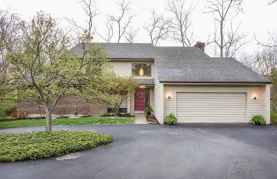 Single Family Home For Sale: 6941 Shawnee Run Road