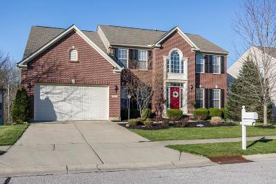 Single Family Home For Sale: 6216 Sand Hills Drive