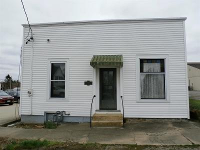 West Union OH Commercial For Sale: $57,000