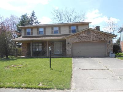 Fairfield Single Family Home For Sale: 5233 Huber Trace Court