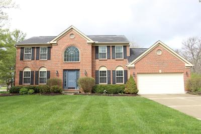Single Family Home For Sale: 5497 Riverwalk Drive