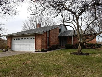 Single Family Home For Sale: 3484 Bookmark Place