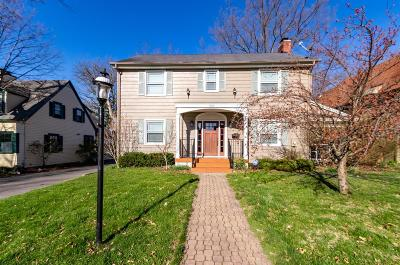 Hamilton Single Family Home For Sale: 509 Marcia Avenue