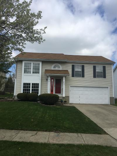 West Chester Single Family Home For Sale: 6276 Gulfstream Court
