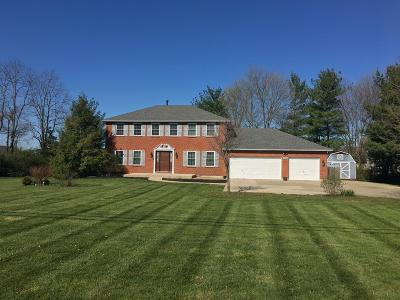 Single Family Home For Sale: 6185 Yankee Road