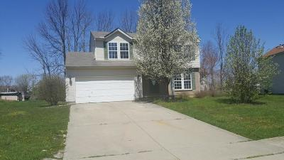Single Family Home For Sale: 336 Locust Forge Lane