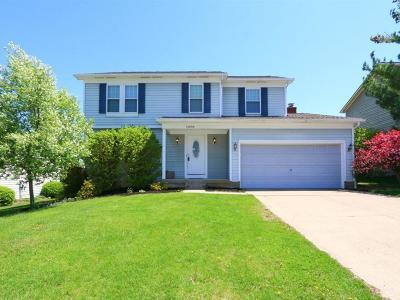Colerain Twp Single Family Home For Sale: 11584 Greenridge Drive