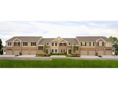 Harrison, Lawrenceburg Condo/Townhouse For Sale: 466 Heritage Square #13103