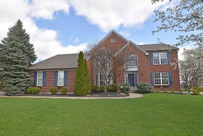 Mason Single Family Home For Sale: 8760 Charleston Hill Court