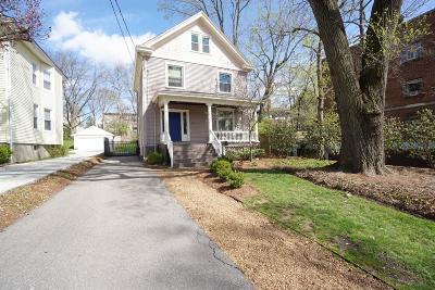 Cincinnati Single Family Home For Sale: 3414 Duncan Avenue