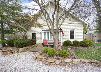 Single Family Home For Sale: 210 Harrison Avenue