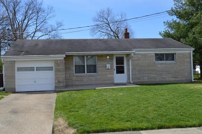 Fairfield Single Family Home For Sale: 87 Cole Drive