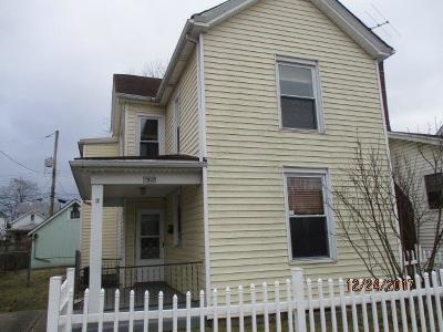 Hamilton Single Family Home For Sale: 635 Fairview Avenue