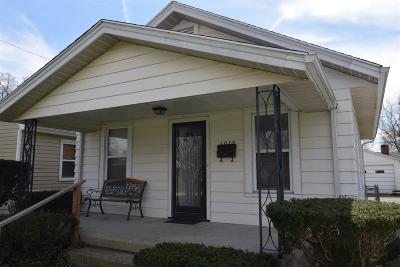 Hamilton Single Family Home For Sale: 1009 Noyes Avenue