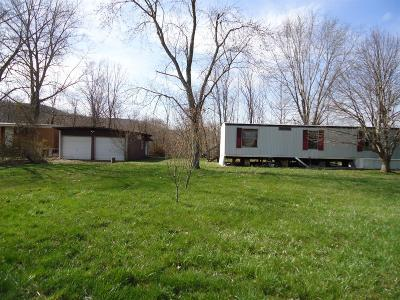 Adams County, Brown County, Clinton County, Highland County Single Family Home For Sale: 561 Waggoner Riffle Road