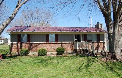 Highland County Single Family Home For Sale: 6517 Spring Hill Drive