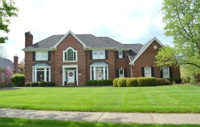 Montgomery Single Family Home For Sale: 8611 Hetheridge Lane