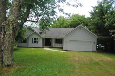 Highland County Single Family Home For Sale: 6512 Spring Hill Drive