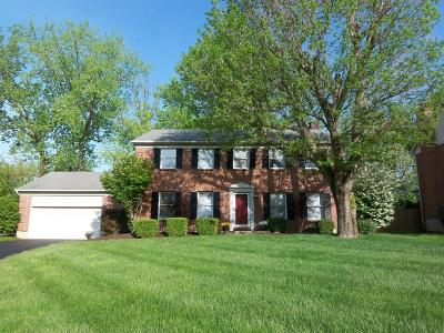 West Chester Single Family Home For Sale: 10015 Meadow Hills Drive